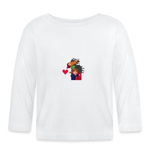 Abbracciccio-06 - Maglietta a manica lunga per bambini
