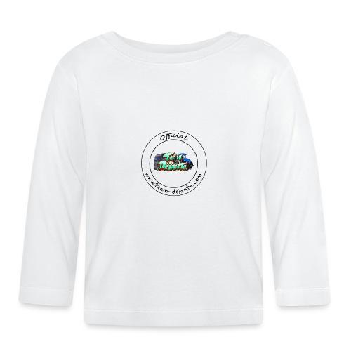 Officiel TD Logo - T-shirt manches longues Bébé