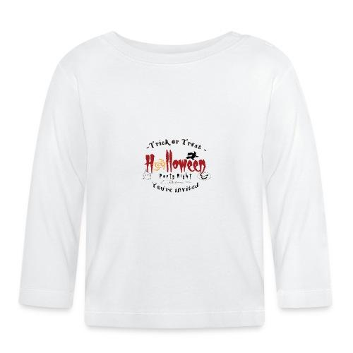 Halloween - Maglietta a manica lunga per bambini