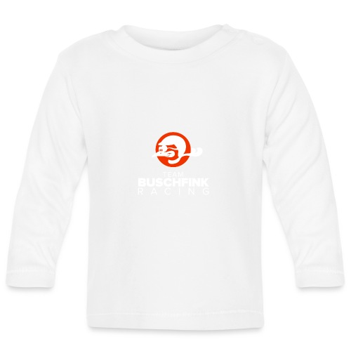 Team Buschfink Logo On Dark - Baby Long Sleeve T-Shirt