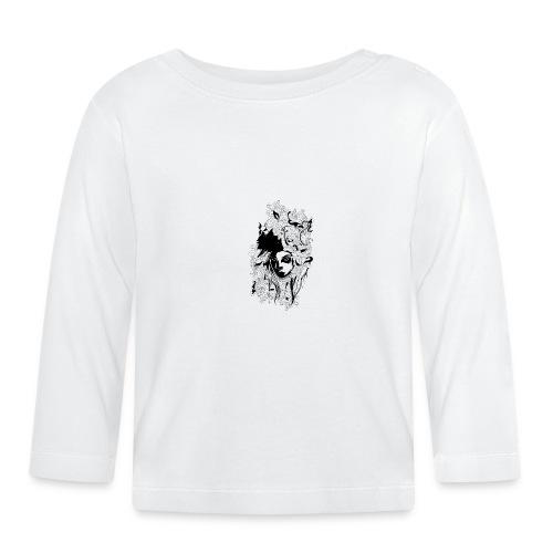 Akasacian tshirt design 611 - Camiseta manga larga bebé