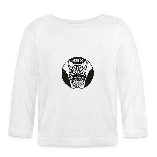 yakuza one color - T-shirt manches longues Bébé
