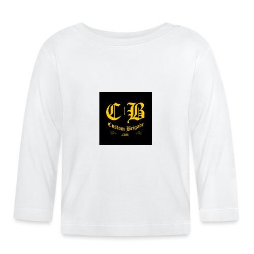 badge003 - T-shirt manches longues Bébé