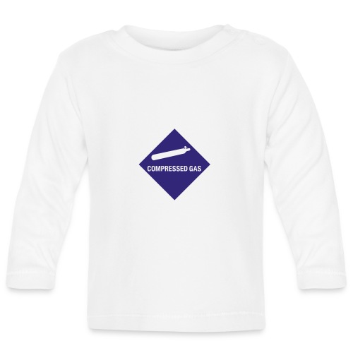 Compressed Gas - Baby Long Sleeve T-Shirt
