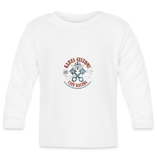 Kabes Cafe Racers T-Shirt - Baby Long Sleeve T-Shirt