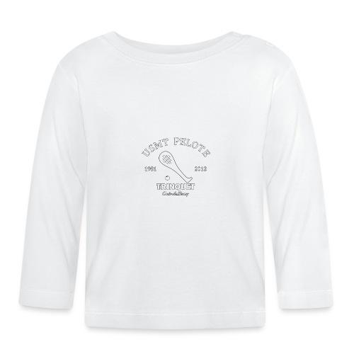 logoUSMTV1ATrinquetPala png - T-shirt manches longues Bébé
