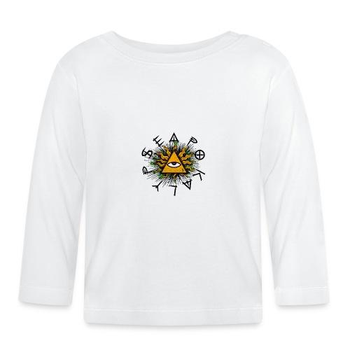 A_P_O_K_A_L_Y_P_S_E - Baby Long Sleeve T-Shirt