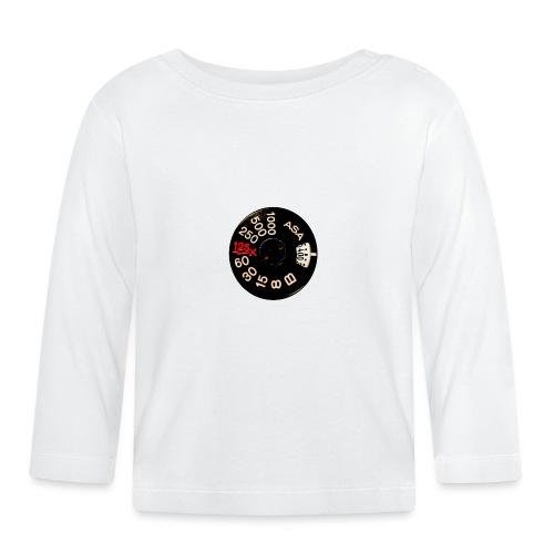 Manual Camera - Maglietta a manica lunga per bambini