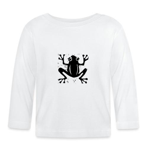Crafty Wotnots Tree Frog - Baby Long Sleeve T-Shirt