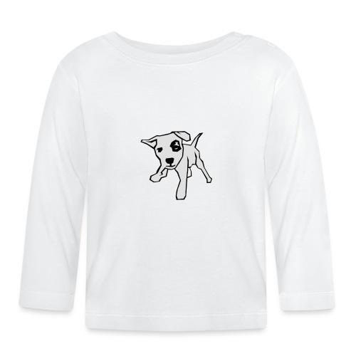 canino - Maglietta a manica lunga per bambini