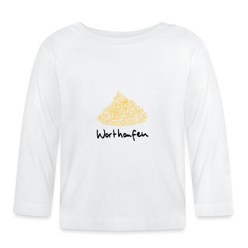 Worthaufen - Baby Langarmshirt
