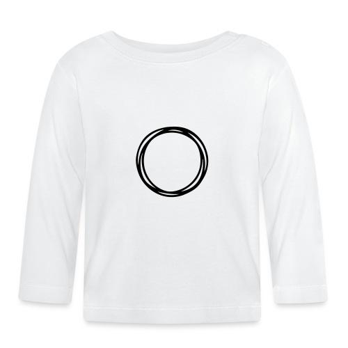 Circles and circles - Baby Long Sleeve T-Shirt