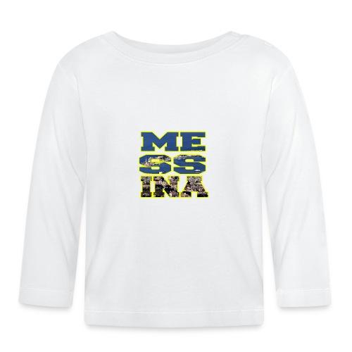 MESSINA YELLOW - Maglietta a manica lunga per bambini