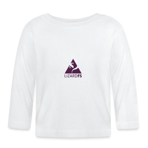 logo lizardFS - Baby Long Sleeve T-Shirt