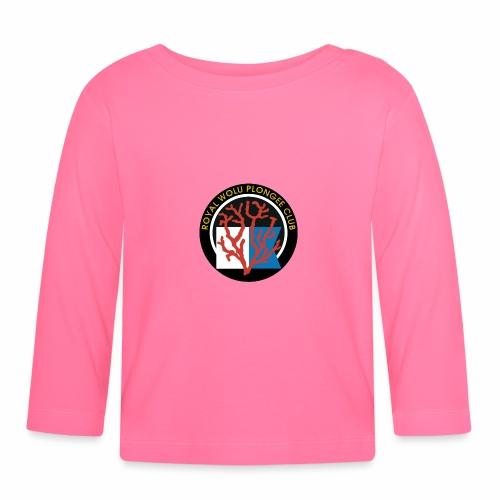 Royal Wolu Plongée Club - T-shirt manches longues Bébé
