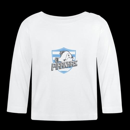 Logo Piranhas v5 - T-shirt manches longues Bébé