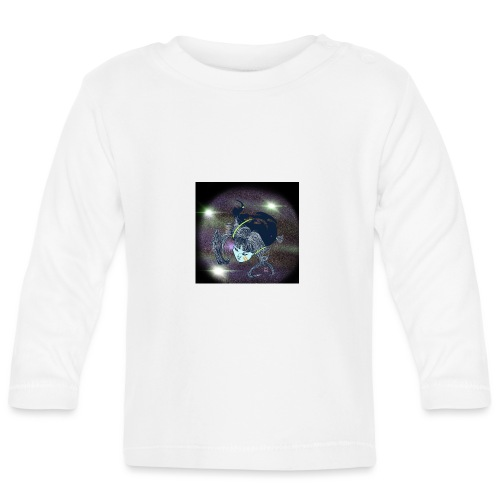 the Star Child - Baby Long Sleeve T-Shirt