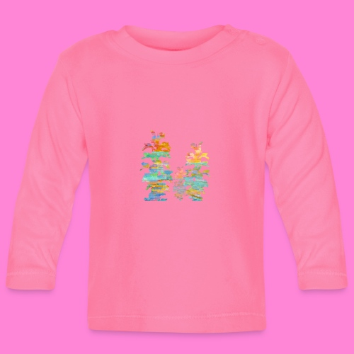 Orchid painting - T-shirt