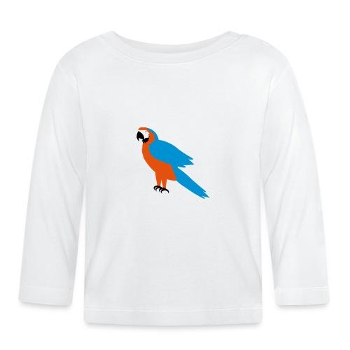 Parrot - Maglietta a manica lunga per bambini
