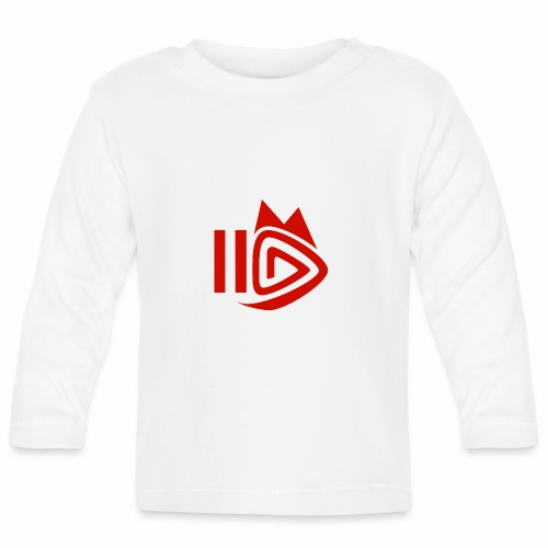 HitFuchs.FM logo - Baby Long Sleeve T-Shirt