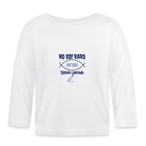 Edicion limitada - Camiseta manga larga bebé