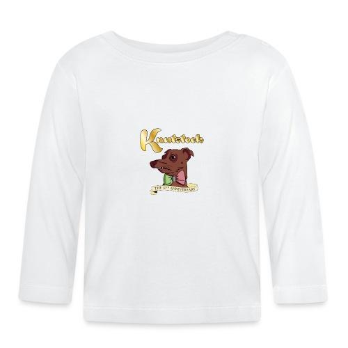 KnutstockAnniversaryBanner Phteven - Baby Langarmshirt