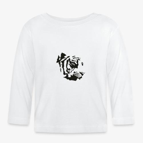Tiger head - T-shirt manches longues Bébé