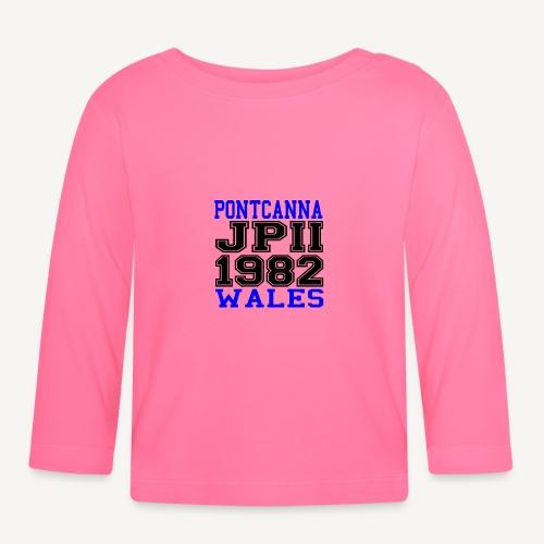 PONTCANNA 1982 - Baby Long Sleeve T-Shirt
