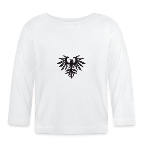 NEW Bird Logo Small - Baby Long Sleeve T-Shirt
