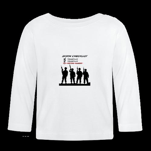 Skirm Checklist - T-shirt