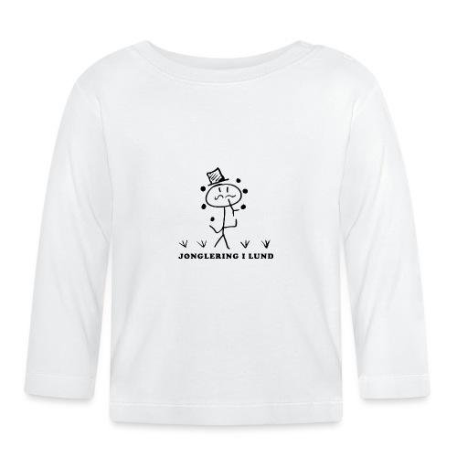 JongleringILund_herr - Långärmad T-shirt baby