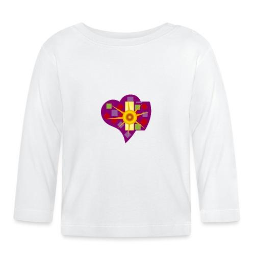 IN_LOVE_CUORE - Camiseta manga larga bebé