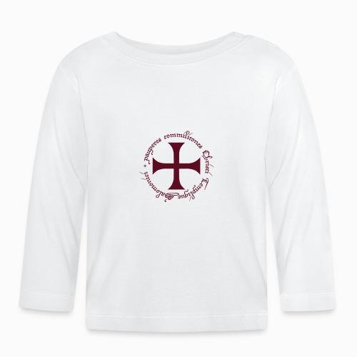 Ordre des Templiers - T-shirt manches longues Bébé