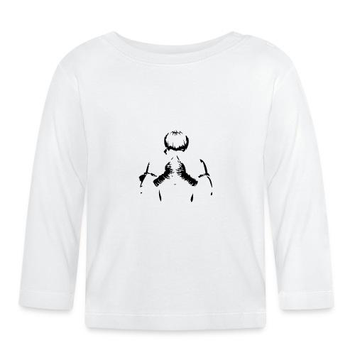 muay - Camiseta manga larga bebé