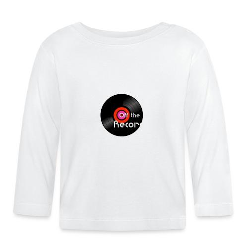 Off the Record - Vauvan pitkähihainen paita
