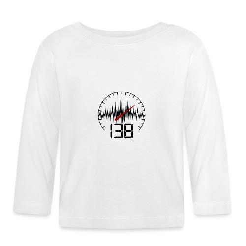 138 (Black) - Långärmad T-shirt baby