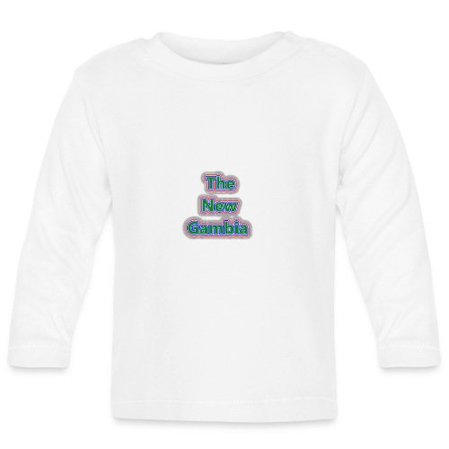 The Nwe Gambia - Baby Long Sleeve T-Shirt