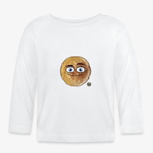 Pannekaka - Langarmet baby-T-skjorte
