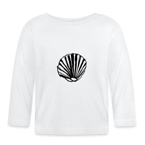 Concha - Camiseta manga larga bebé