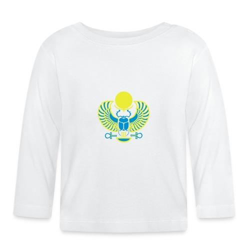 Geflügelter Skarabäus - Baby Langarmshirt