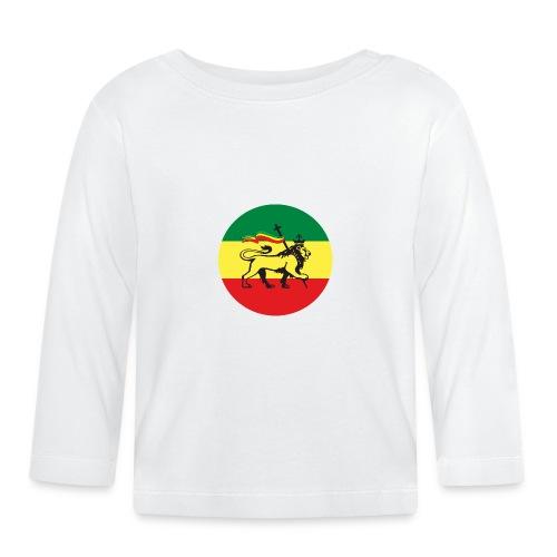 Lion of Judah - Ethiopia - Baby Langarmshirt