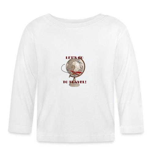 VIAJANDO - Camiseta manga larga bebé