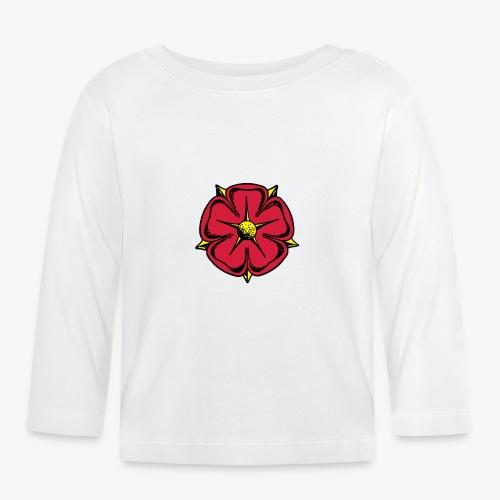 Lippische Rose - Baby Langarmshirt