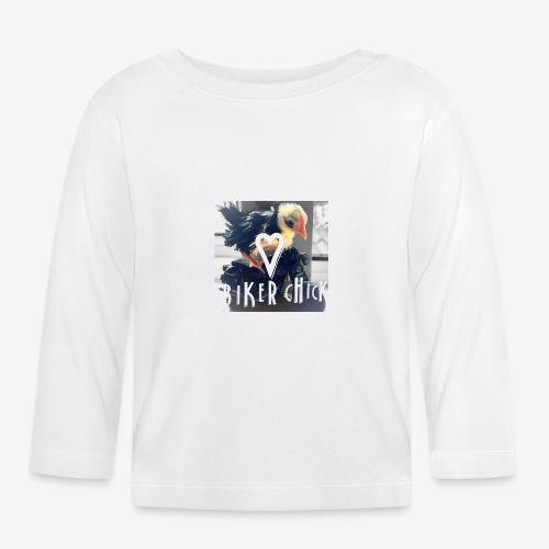 D828B4E4 B509 4139 9D3D FDB9511E63EE - Baby Long Sleeve T-Shirt