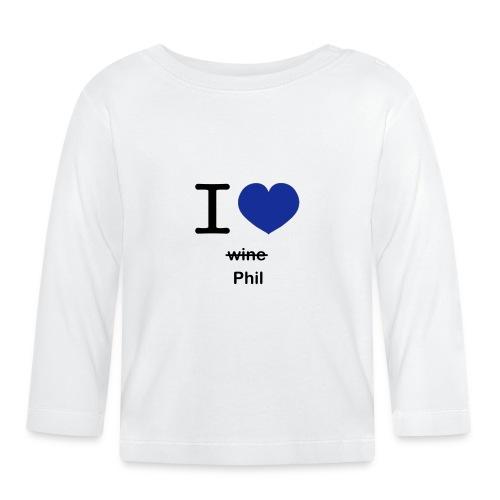 ilovephil - T-shirt