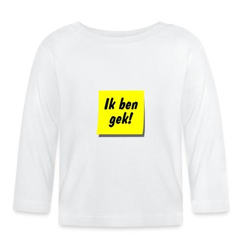 postit gek ill9 - T-shirt