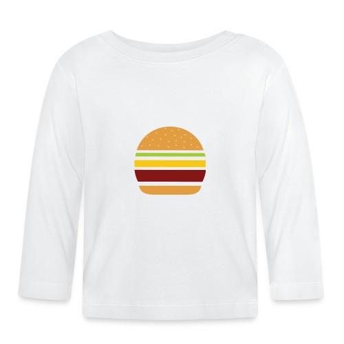 Logo Burger Panhamburger - T-shirt manches longues Bébé