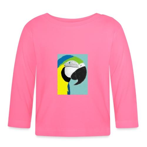 Parrot, new - Vauvan pitkähihainen paita