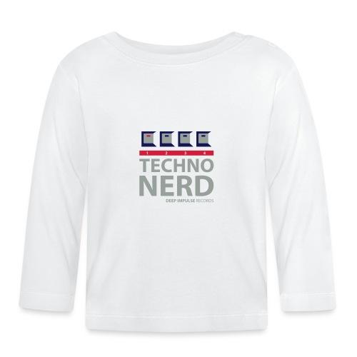 Techno Nerd - Baby Long Sleeve T-Shirt