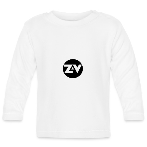 Zvooka Records Logo - Baby Long Sleeve T-Shirt
